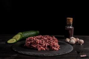 Muskelfleisch 50% + Pansen 50% Rind